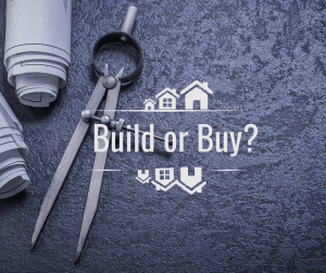 Should you buy or build your first home?